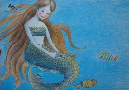 【美人鱼】儿童故事绘本分享