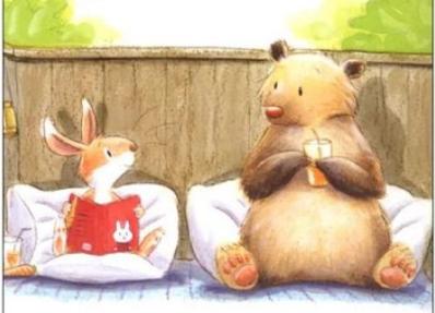 睡前故事对不起儿童故事绘本分享