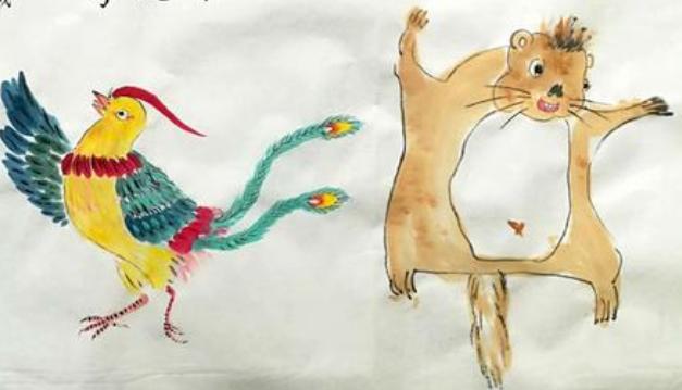 《劳动最光荣》儿童故事绘本