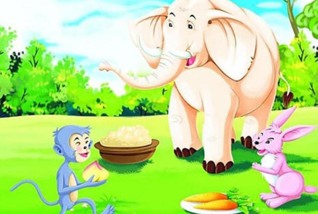 《植树》儿童故事绘本分享